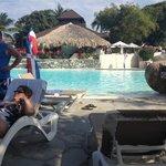 Pool/Bar Area