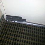 Duct Tape on door
