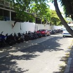 Des scooters en masse