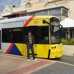 Glenelg Tram Adelaide SA