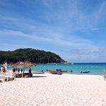 long beach near matahari chalet