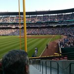 my spot at the Ted:)