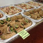 Yes! We cater!!
