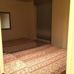 2nd Bedroom - tight quarters