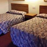 Very nice motel.