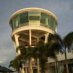 lumut water front- jetty tower