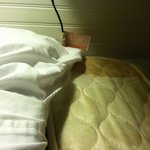 Stained Mattress room 5