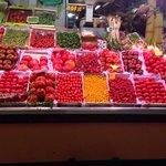 Varieta' di pomodori...bellissimi!