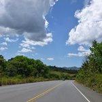 Drive Panamerican Highway towards Chiriqui