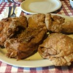 chefs choice fried chicken dinner (2 orders)