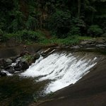 semi falls