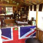 The Geordie Racer Pub Shed