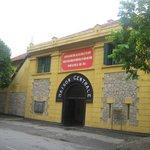 Entrance to Hoa Lo Prison
