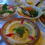 Классика ливанской кухни