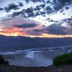 Dantes view..7pm..sunset..April 12