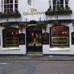 The Cricketers, Iris Inn, Lanes Brighton