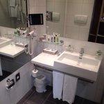 Salle de bain de la 113