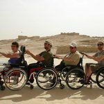 One day tour Masada - Accessible