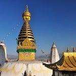 Swayambhunath Stupe
