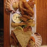 Our Liverpool Fish Board to share from Liverpool Fish Market