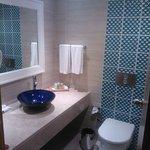 Onze badkamer