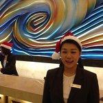 Merry Christmas at the Rotana
