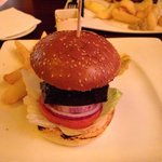 Most expensive burger I've had that could of tasted better for what I paid!