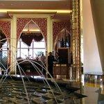 Вход в Королевский обеденный зал