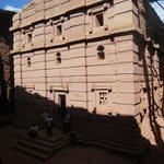 Churches of Lalibela: Bet Emanuel