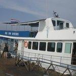 Sea Fun Divers boat