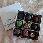 Atlantis, The Palm Complimentary Chocolates