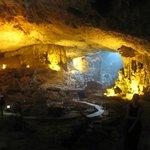 Hang Sung Sot cave.