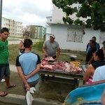 Local butchers
