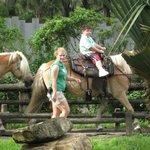 Pony Rides at the LPZ
