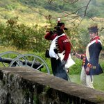 The Cannons at Brimstone Fort