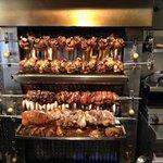 Schweinshaxe-grill