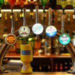Draught beers available