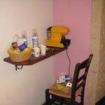 Personal coffee machine in your room :)) breakfast menu