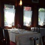 Interno del ristorante molto bello
