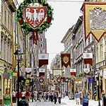 Ul.Floriańska Świątecznie