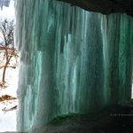 Exploring the Frozen Falls