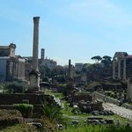 Foro Romano - so beautiful!