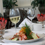 Franschhoek smoked salmon