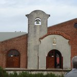 Antiga capela preservada pelo proprietário