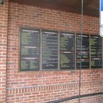 Menu Outside