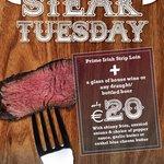 Steak Tuesdays