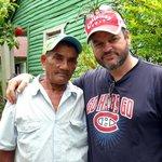 Avec Papo..