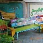 Jimmy Buffet's Margarittaville Lanai
