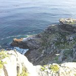 Cape of Good Hope where Two Oceans Meet