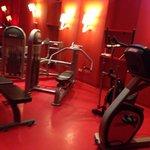 Фитнесс-зал. Gym